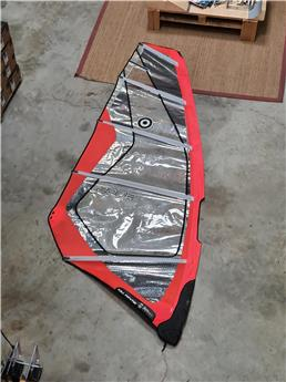 Voile Windsurf Neilpryde Zone 2008 3.7 Occasion C