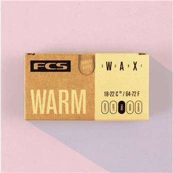 Wax FCS Surf Wax Warm