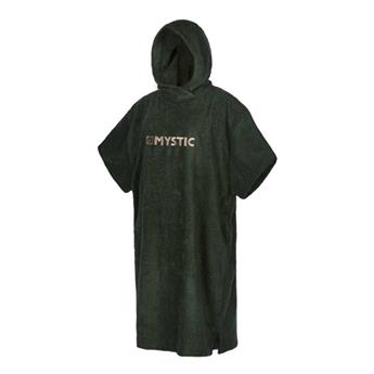 Poncho MYSTIC Regular Dark Leaf