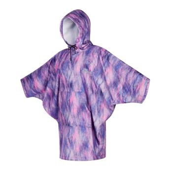 Poncho MYSTIC  Black/Purple